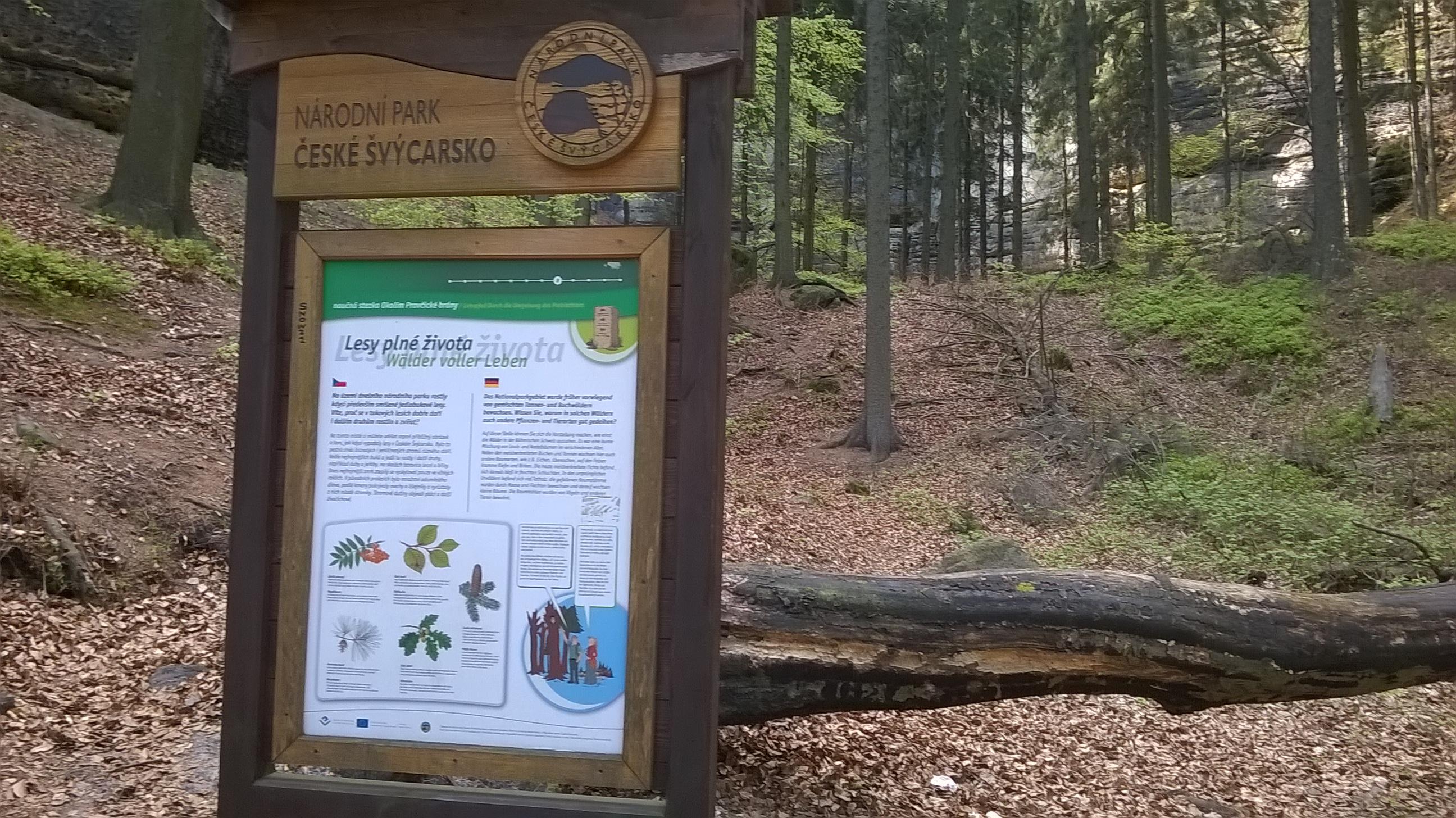 Narodni Park Ceske Svycarsko