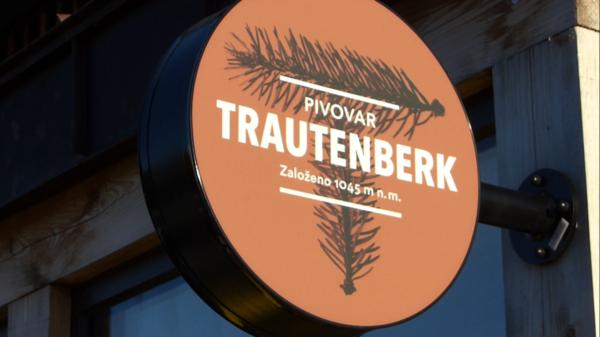Pivovar Trautenberk - logo