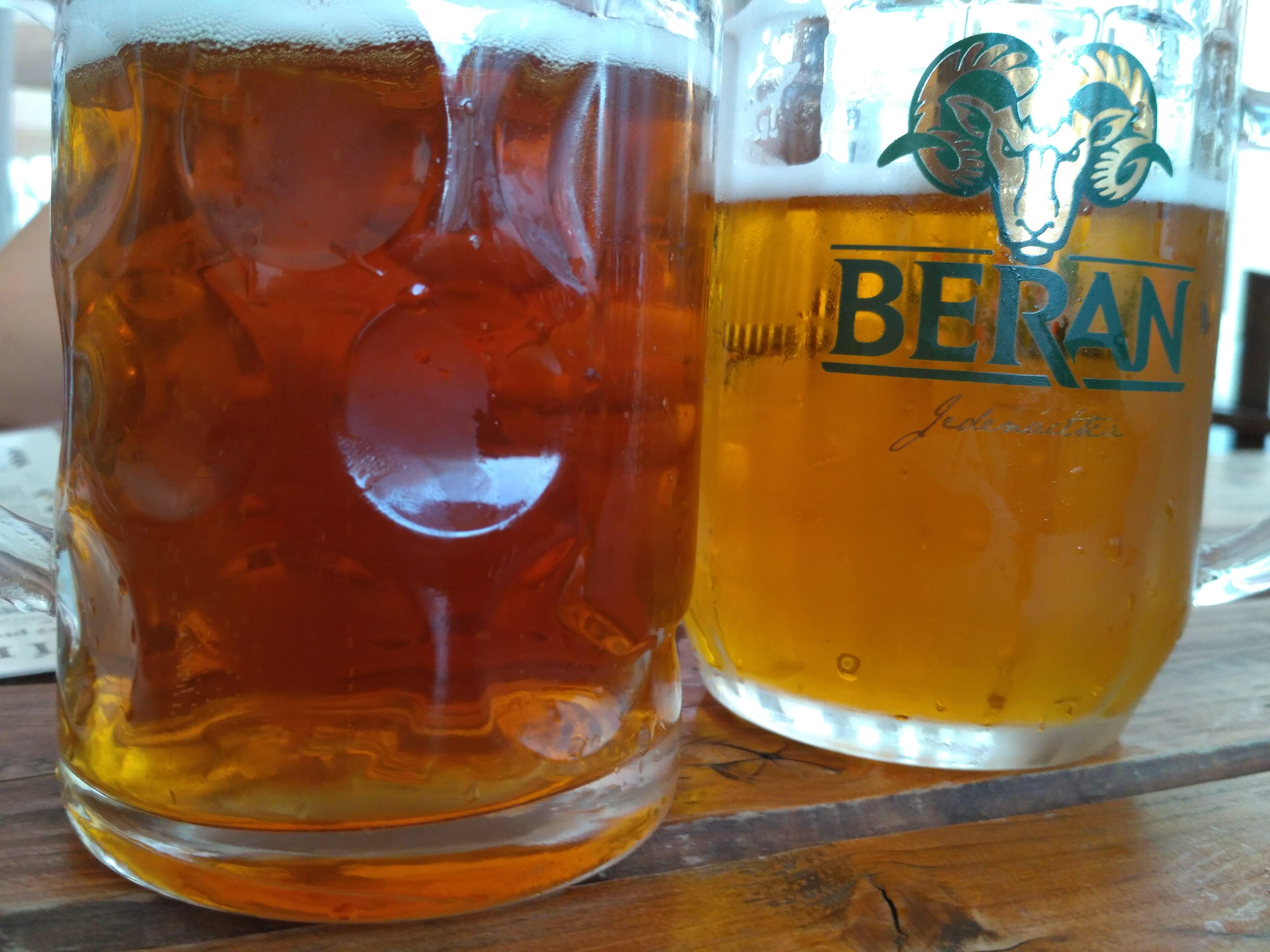 W ogórkach piwnych serwują to, co najlepsze :)