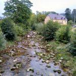 Szlak z Hejnic prowadzi przez Bily Potok