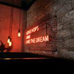 Wizyta w BrewDogu i romantyczne hasło