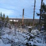 Zima w Górach Stołowych