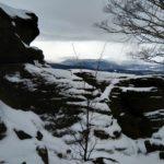 Widok ze Starościńskich Skał