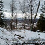 Z widokiem na Kotlinę Jeleniogórską