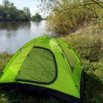 Pierwotny rozstaw namiotu