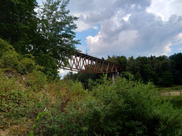Chyba najbardziej popularny w Polsce most w tym momencie