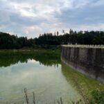 Zapora na Jeziorze Pilchowickim